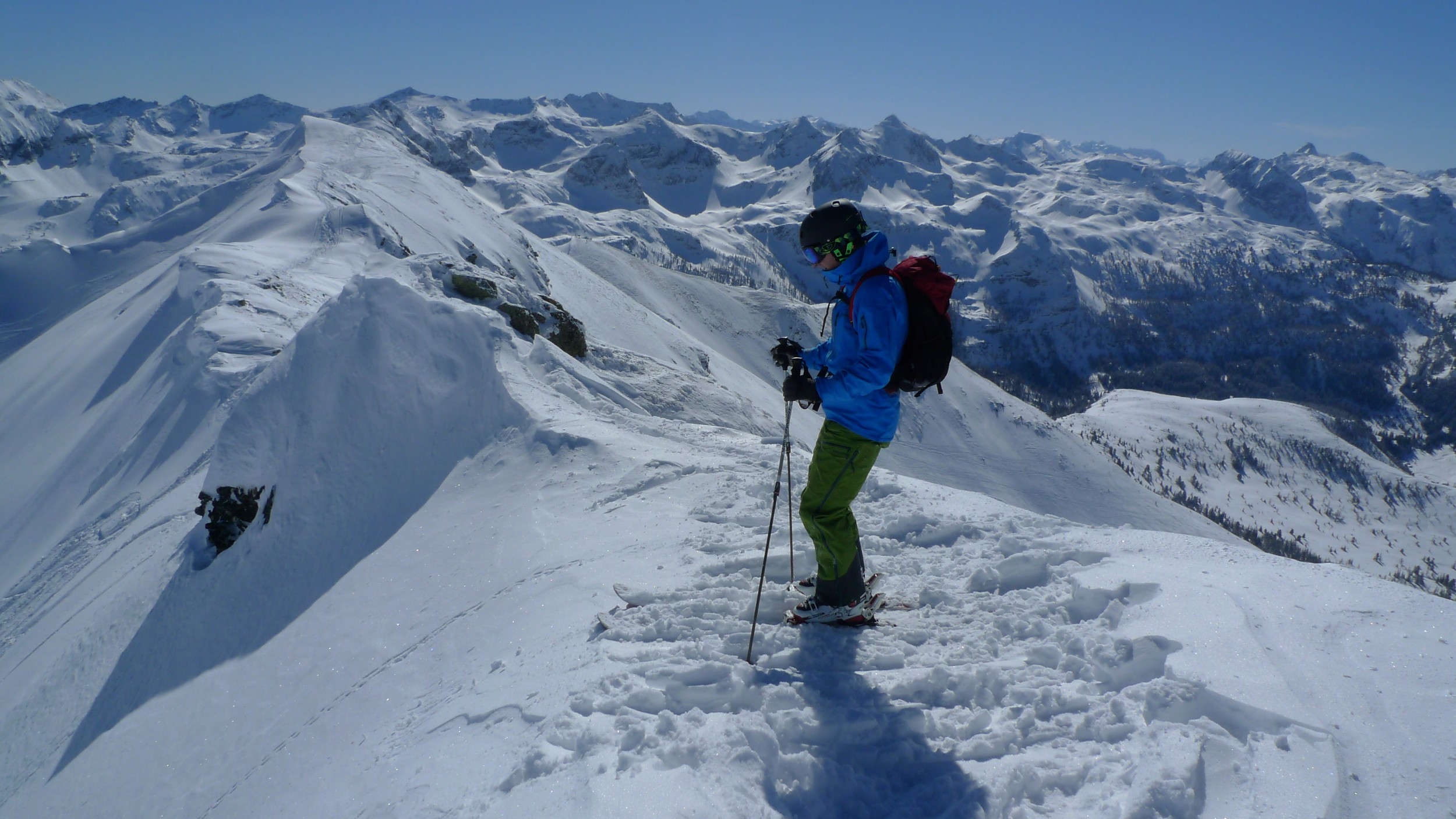 Ski Touring course - beginners
